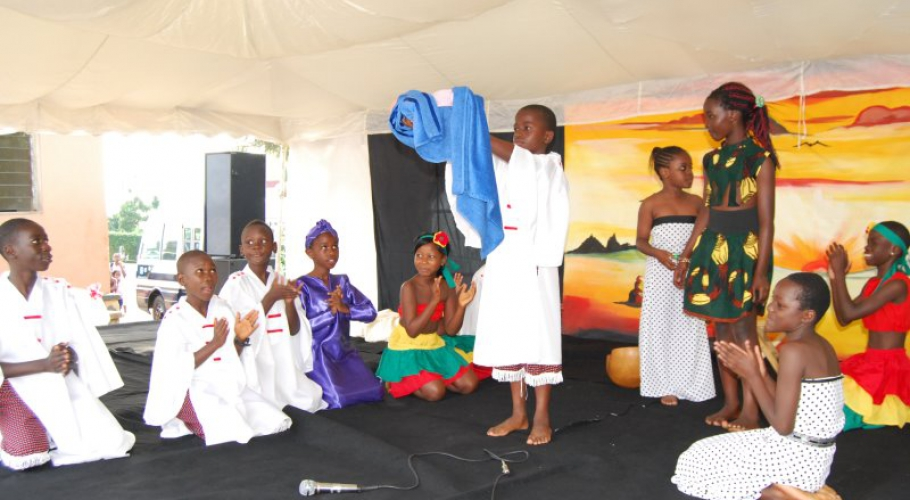 Entebbe Junior School Concert 2015 064