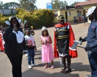 Entebbe Junior - Book Chapter Parade015