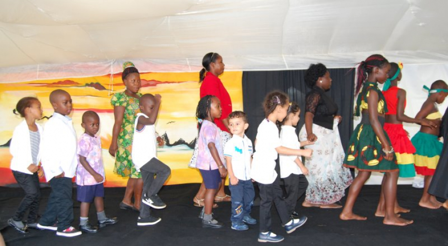 Entebbe Junior School Concert 2015 053