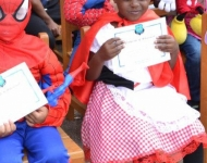 Entebbe Junior Cambridge Book Week014