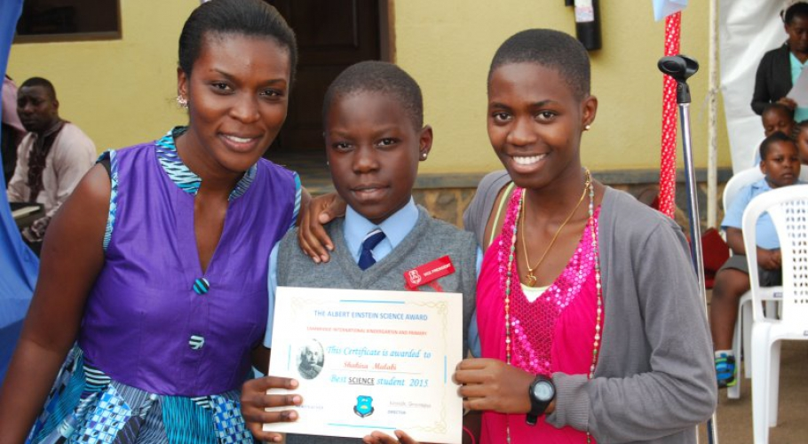 Entebbe Junior School Grad 2015 033