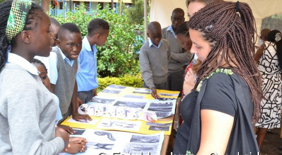 Entebbe Junior Cambridge Science Fair007