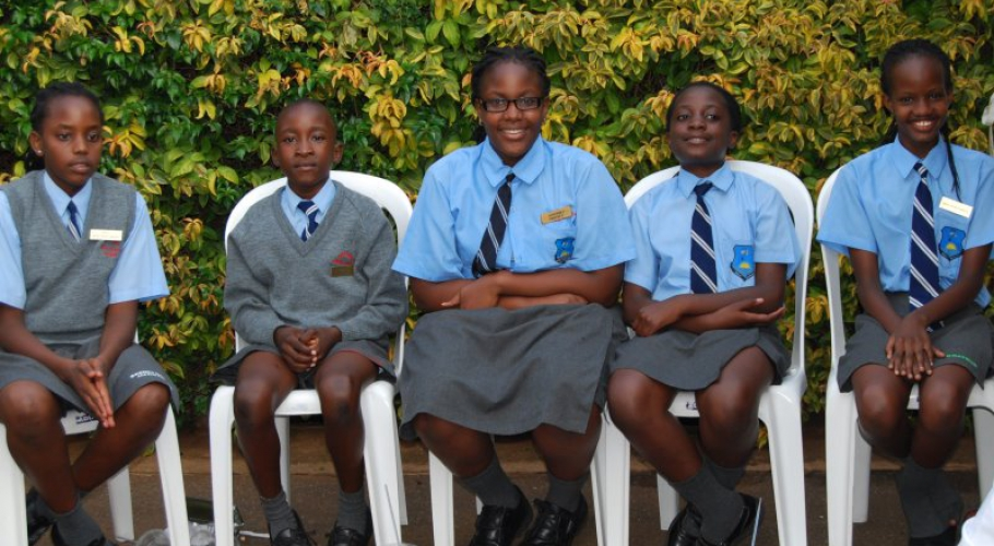 Entebbe Junior School Grad 2015 077